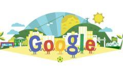 Google' dan Dünya Kupasına Özel Doodle