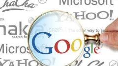 Google' dan Verileri Paylaşma Şekli