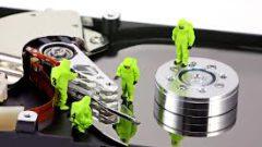 Hard Diskinizin Temizlenmesi için gereken işlem 10 adımda