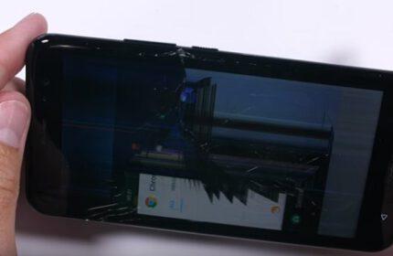 HTC U11 Ufak Bir Darbeye Dayanamadı