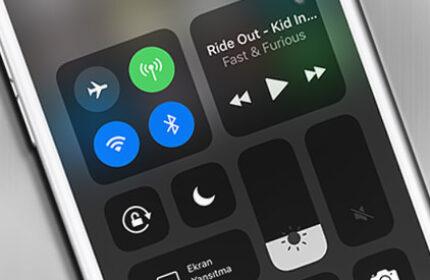 iOS 11′ de Bluetooth Cihazları Arasında Geçiş Nasıl Yapılır?