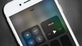 iOS' ta Uygulama İçerisindeyken Denetim Merkezi' ne Erişimi Engelleme