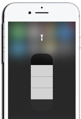 iOS-11-El-Feneri-Ayarlama-1