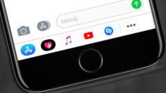 iOS 11′ in Mesajlar Uygulamasında Uygulama Çekmecesi Nasıl Gizlenir?