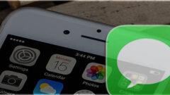 iOS 11 Mesajlar Uygulamasında Sohbet Uyarılarını Gizleyin