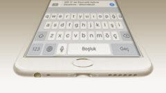 iOS 11′ de Otomatik Kelime Düzeltme Nasıl Devre Dışı Bırakılır?