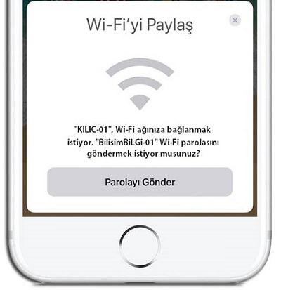 iOS-11-Wi-Fi-Paylas-2