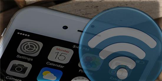 iOS-11-Wi-Fi-Paylas