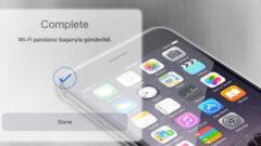 iOS 11 ile Wi-Fi Şifresini Paylaşmak Artık Çok Kolay