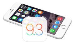 iOS 9.3 Güncellemesi Hazır; İndirin!