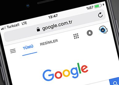 iOS-Arama-Motoru