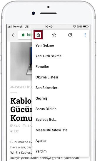 iOS-Chrome-Okuma-Listesi-1