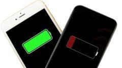 iPhone' da Pil Ömrünü Artıracak Detaylar