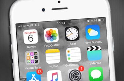 iOS' ta Uygulama Üzerindeki Bildirim Sayısını Kaldırma
