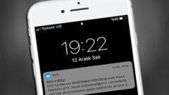 iOS' ta Hassas Bildirimleri Kilit Ekranında Nasıl Gizleyebilirim?