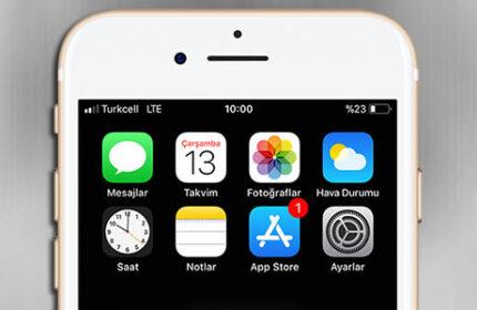iPhone' da Uygulamaların Kaybolması Nasıl Engellenir?