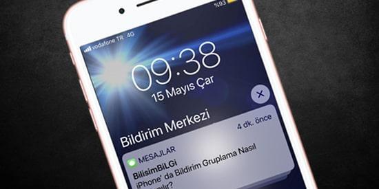 iPhone-Bildirim-Gruplama