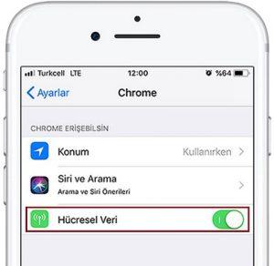 iPhone-Chrome-internet-baglantisi-yok-hatasi-1
