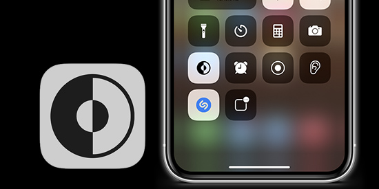 iPhone-Denetim-Merkezi-Koyu-Mod-Ekleme