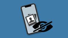 iPhone' da Gizli Fotoğrafların Olduğu Albümü Gizleme