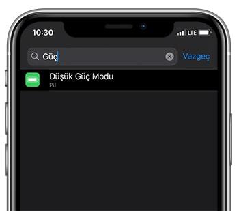 iphone-da-ayarlar-icerisinde-hizli-arama-yapma-2