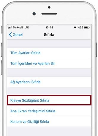 iPhone-Klavye-Sozlugu-Sifirlama-1