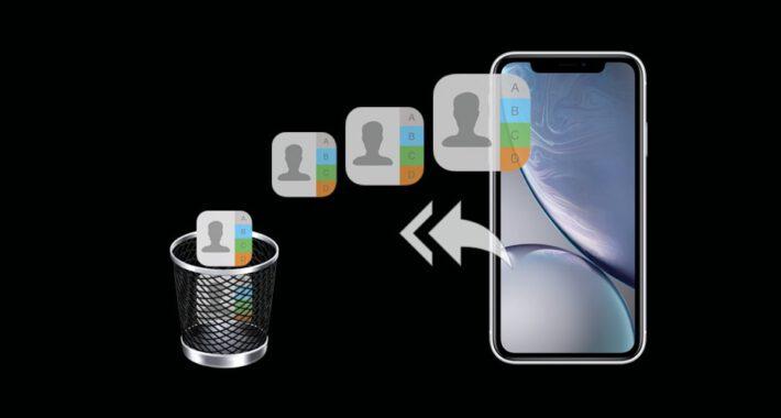 iPhone Rehberdeki Kişileri Çoklu Silme İşlemi