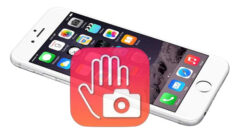 iPhone' da El Hareketiyle Selfie Nasıl Çekilir?