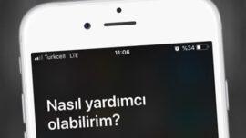 iPhone' da Siri' yi Konuşmadan Kullanma