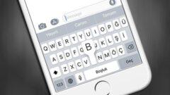 iPhone' da Sürekli Büyük Harf Yazmanın Yolları