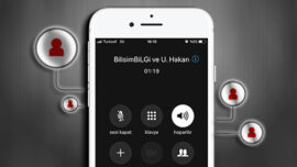 iPhone Üzerinden Konferans Görüşmesi Nasıl Gerçekleştirilir?