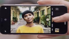 Apple' dan Portre Aydınlatmaya Yönelik iPhone X Reklamı!