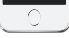 iPhone' da Home Tuşuna Basmadan Kilit Açma