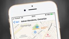 iPhone ile Gidilen Her Yer Kayıt Altında [ iOS 11 ]