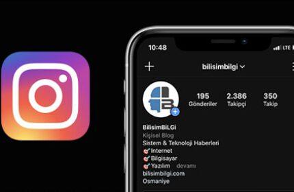 Instagram' da Karanlık Modu Etkinleştirme [iOS & Android]