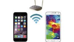 iPhone ve Android' de Wi-Fi Bağlantı Sorunu ve Çözümü
