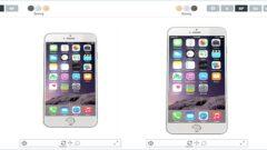 iPhone Modellerini 3D Karşılaştırın !