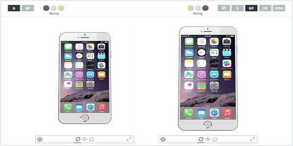iphone6-3d-kiyasla