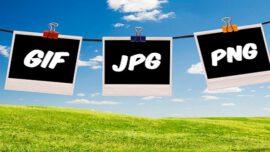 JPG, PNG ve GIF Arasındaki Bulunan Farklar Neler ?