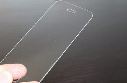 Akıllı Cihazlarda, Ekran Kırılmaları Sona Erecek