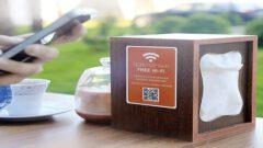 Karekodlu Wi-fi Çözümü Hayata Geçti