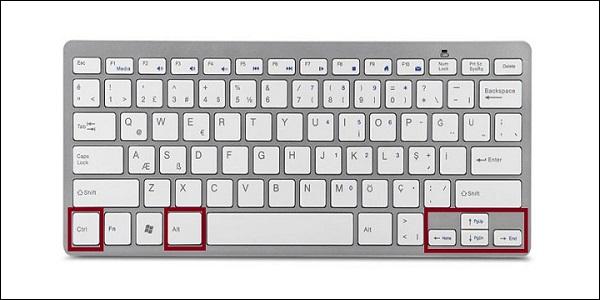 klavye-kombinasyon