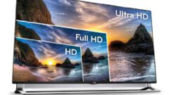 LG' nin Ultra HD Televizyon