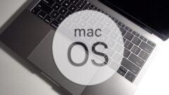 Mac' de Izgara Görünümünde Dosyaya Ulaşma