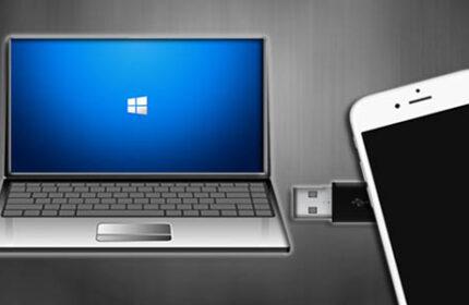 Notebook Kapağı Kapalı Konumda iken Telefon Nasıl Şarj Edilir?