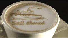 Kahvenizi Sanat Eserine Dönüştüren Yazıcı: Ripple