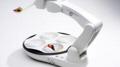 Engelli Kişilerin Beslenmesini Üstlenen Robot: Obi
