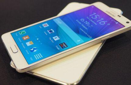 Samsung Galaxy Note 4 Aynı Şekilde Büküldü !