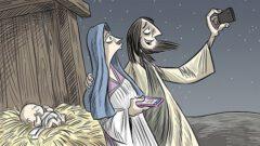 Ruhsal Bozukluğu İşaret Eden Çekim, Selfie !