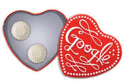 Google' ın Sevgililer Gününe Özel Doodle' ı